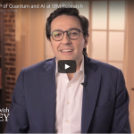 Dario Gill, COO and VP of Quantum and AI at IBM Research