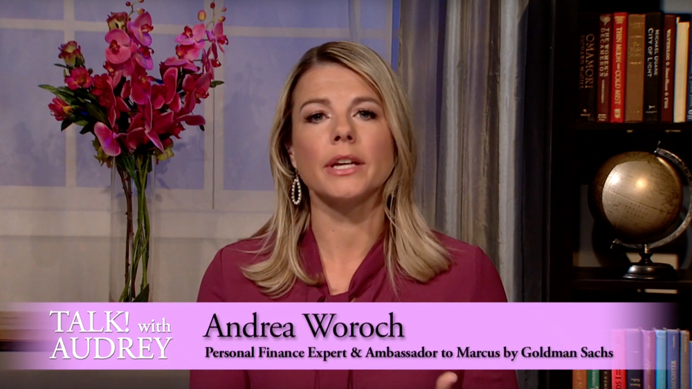 TALK!-with-Audrey-TV-Andrea-Woroch