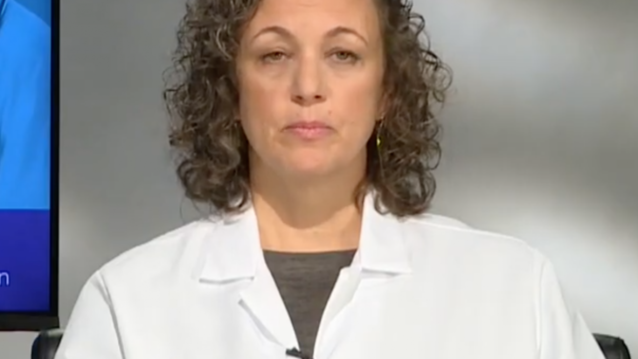 Dr. Elizabeth Cherot – TALK! with AUDREY