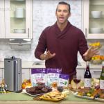 Chef James Briscione - Holiday Entertaining Tips
