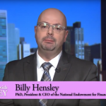 Billy Hensley-NEFE Financial Education