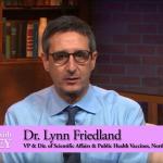 Dr. Len Friedland on Shingles Vaccine