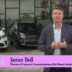 James Bell – KIA Motors SUV's