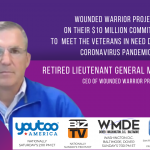 Retired Lieutenant General Mike Linnington – Wounded Warrior Project