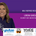 Chef Lorena Garcia - Milk Inspired Recipes – TALK! with AUDREY
