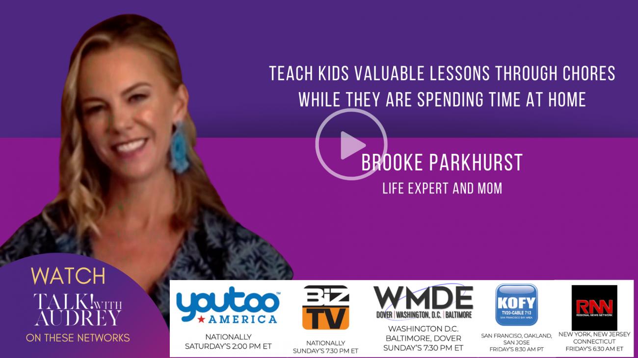 Brooke Parkhurst – TALK! with AUDREY TV