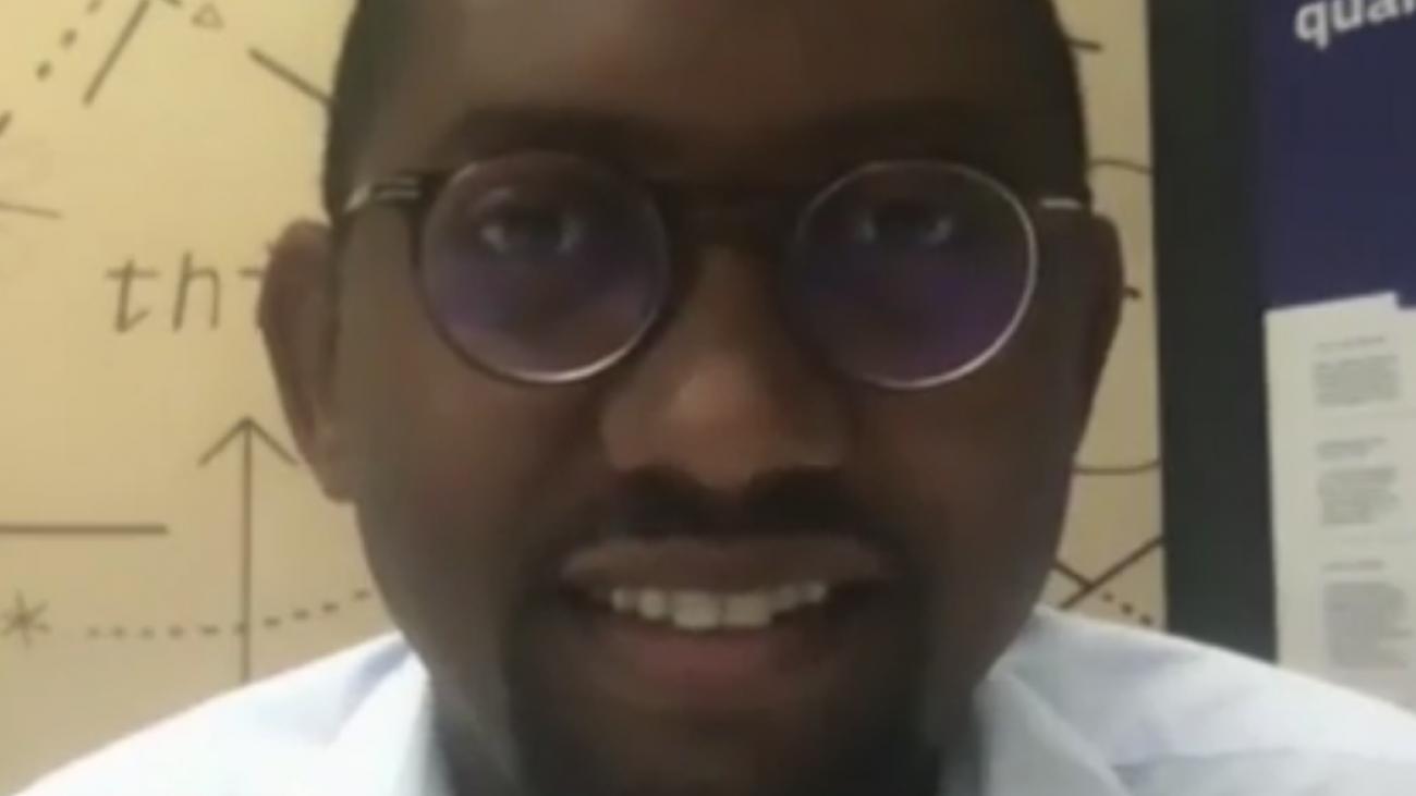 Solomon Assefa - TALK! with AUDREY
