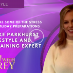 Brooke Parkhurst - Tips To Take Some Of The Stress Out of Holiday Preparations