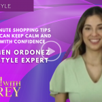 Carmen Ordonez - Last Minute Shopping Tips So You Can Keep Calm and Shop with Confidence