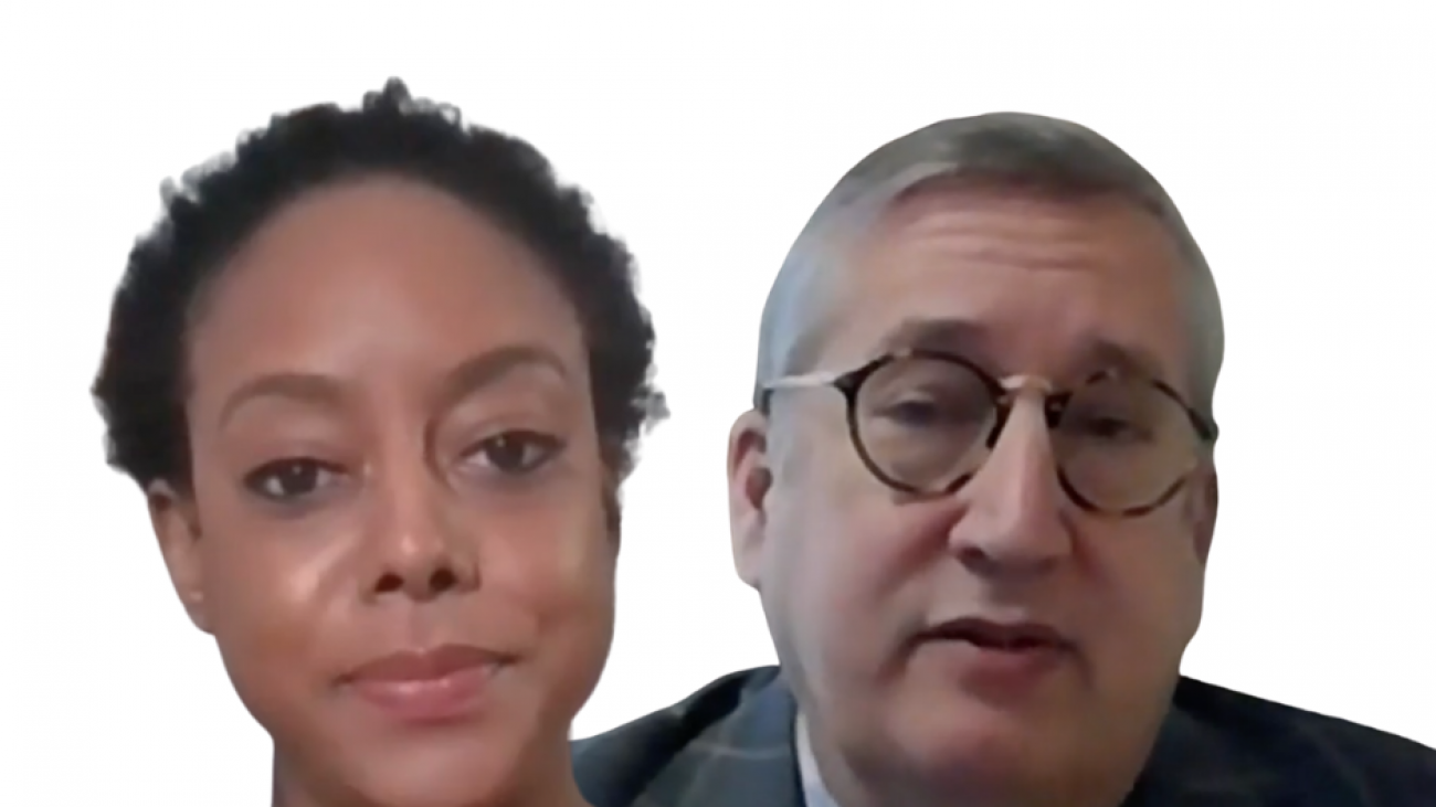 Dr. James Tumlin and Victoria Gibbs - Nephritis, a Debilitating Kidney Disease Disproportionately Affecting African Americans