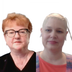 Dr. Karen Fink, a Neuro-Oncologist and Jeanneane Maxon, Patient: Glioblastoma (GBM)
