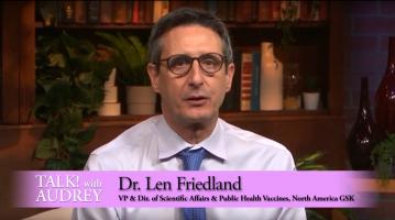 Dr. Len Friedland and Tiffany Williams – Meningitis B