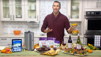 Chef James Briscione – Holiday Entertaining Tips