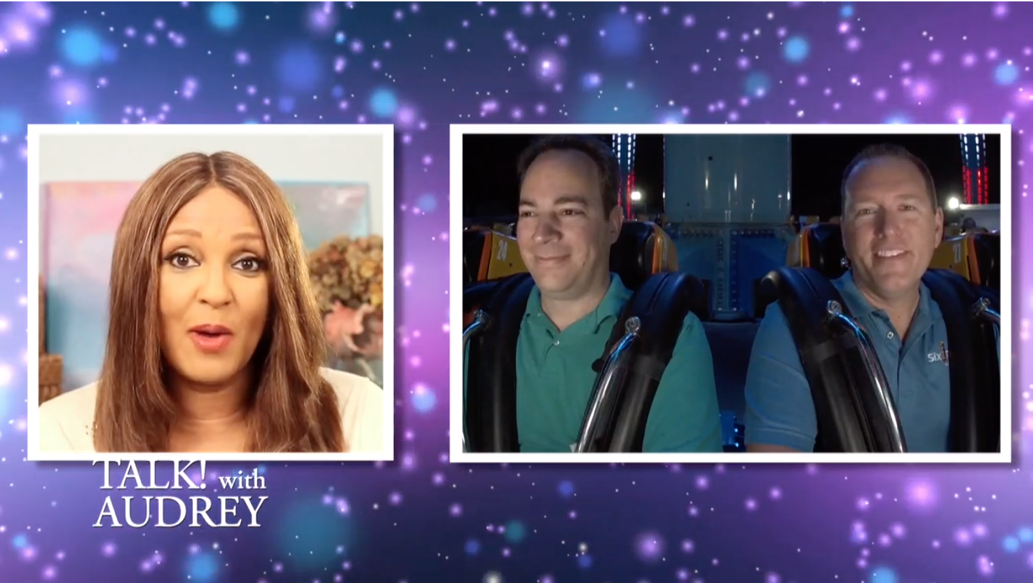July 12-14, 2019 – TALK! with AUDREY TV