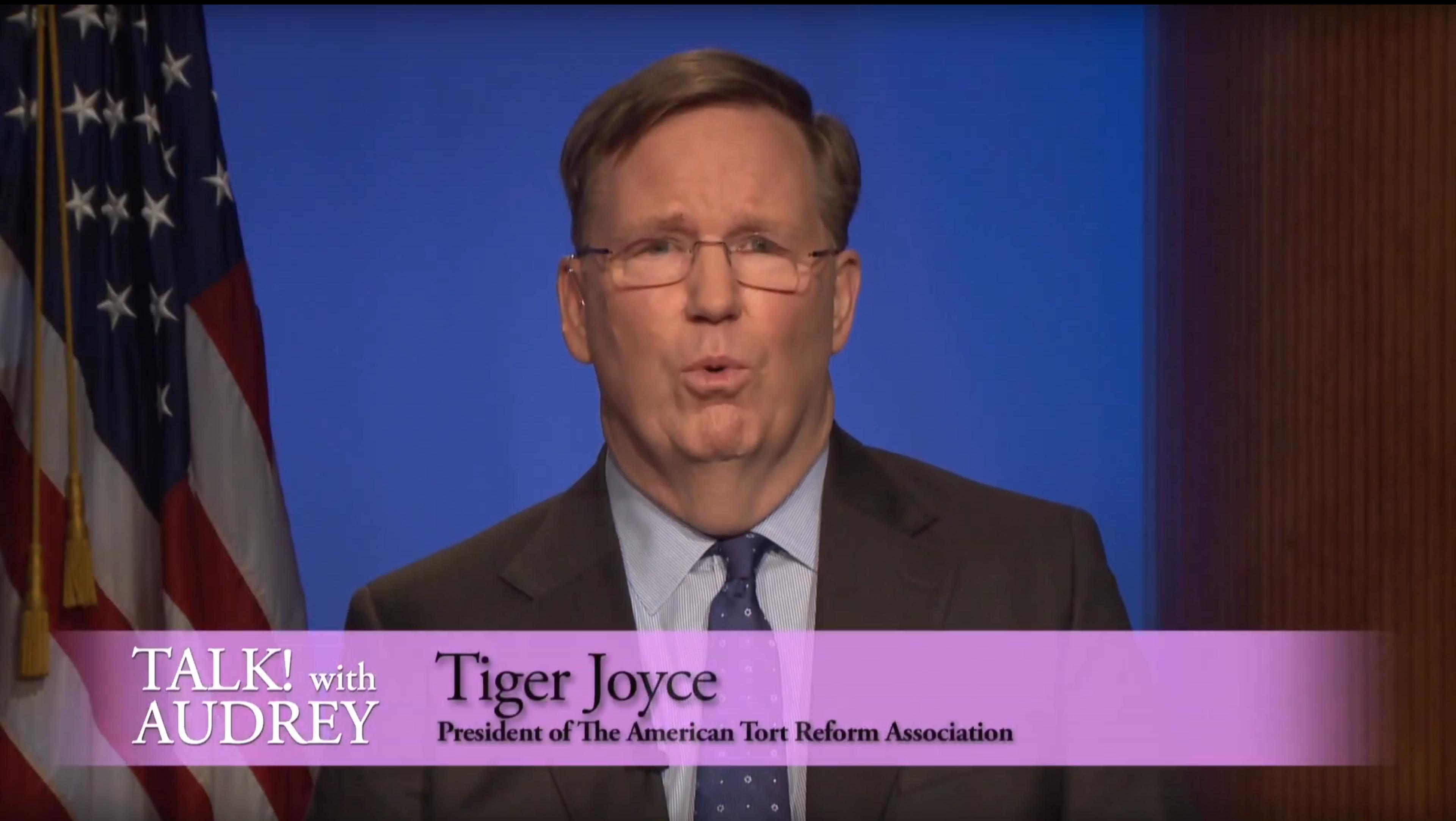 Tiger Joyce – 2020 Judicial Hellholes Report