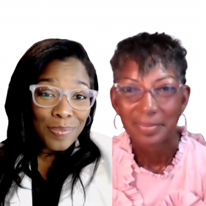 Dr. Monique Gary, Board-Certified Fellowship-Trained Breast Surgical Oncologist and Ricki Fairley Co-Founder and CEO of TOUCH, The Black Breast Cancer Alliance: More Than Just Words