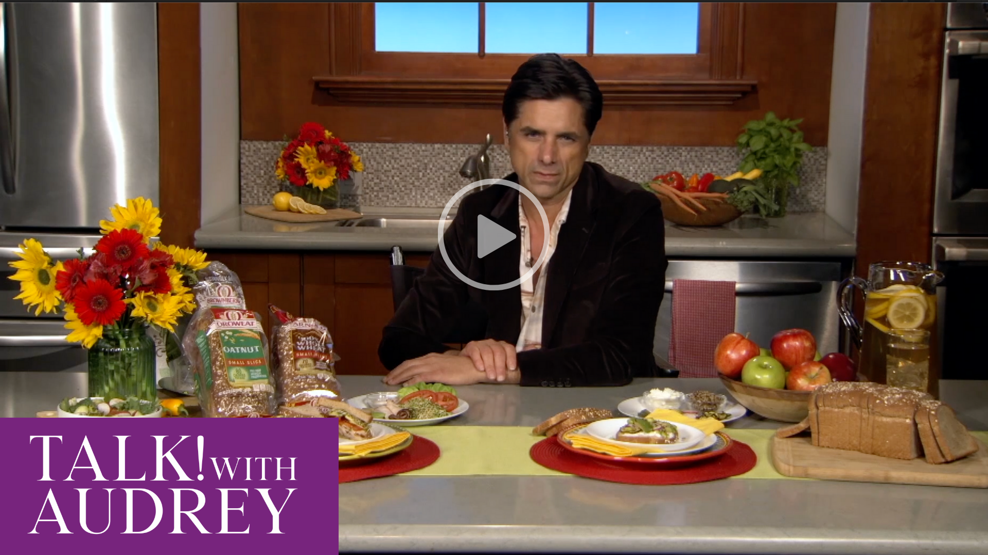 Emmy Award Nominated Actor John Stamos Shares How He Manages to Prioritize Health and Good Nutrition